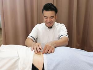 冷え・むくみの鍼灸施術
